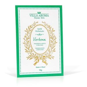 sache aromatizado perfumado verbena