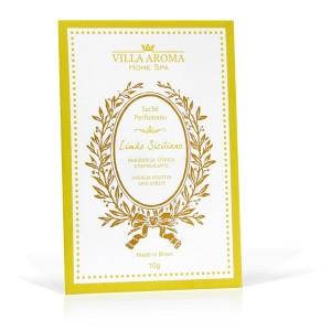 sache aromatizado perfumado limão siciliano